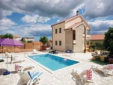 อพาร์ทเมนท์ Rental Villa Zadar-Kakma - Zadar, 5 bedrooms, 10 persons