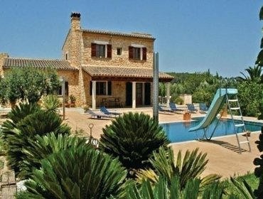 Апартаменты Rental Villa Lloret de Vistalegre - Lloret de Vistalegre, 4 bedrooms, 8 persons