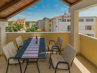 อพาร์ทเมนท์ Rental Apartment Biograd - Biograd, 2 bedrooms, 4 persons