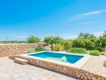 Апартаменты Rental Villa CAS SURET - Sencelles, 4 bedrooms, 8 persons