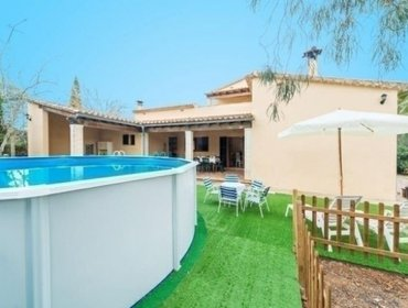 Апартаменты Rental Villa ESCALFOR - 1458 - Lloret de Vistalegre, 5 bedrooms, 10 persons