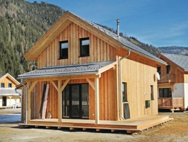 Apartments Rental Villa Murau - Murau, 4 bedrooms, 12 persons