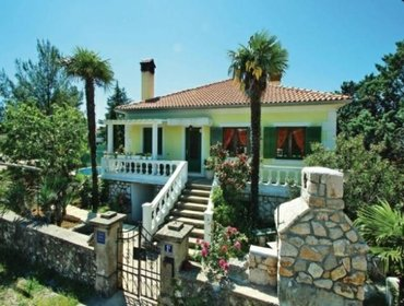 Apartments Rental Villa Krk-Gabonjin - Malinska, 2 bedrooms, 4 persons
