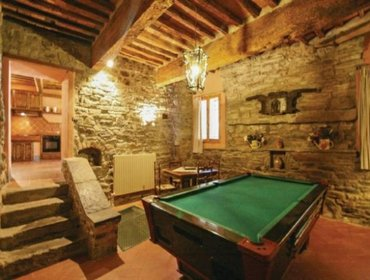 Apartments Rental Villa Il Borgo di Agnanoeee - Bucine, 12 bedrooms, 25 persons