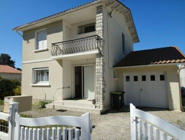 Apartments Rental Villa LA TREMBLADE - QUARTIER CALME - La Tremblade, 3 bedrooms, 4 persons