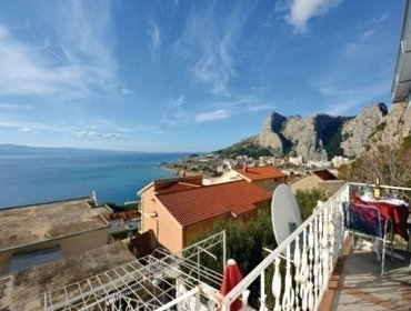 Apartments Rental Apartment Omis - Omis, studio flat, 2 persons
