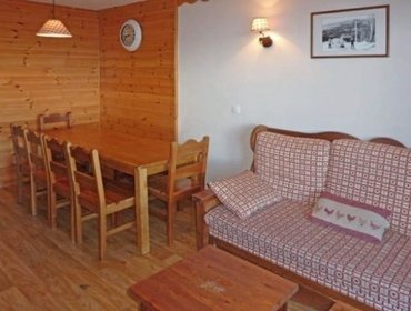 Апартаменты Rental Apartment LES ERINES - Les Orres, 3 bedrooms, 10 persons
