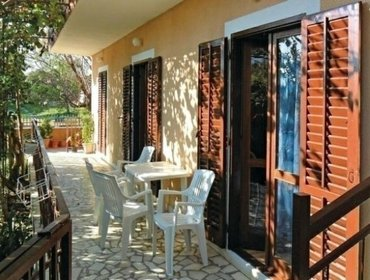 Апартаменты Rental Apartment Peljesac-Orebic - Orebic, studio flat, 6 persons