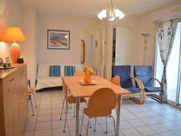Апартаменты Rental Apartment CLOS PAISIBLE - Capbreton, 2 bedrooms, 6 persons