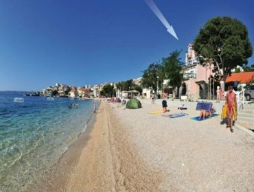 Апартаменты Rental Villa Makarska-Igrane - Podgora, 6 bedrooms, 12 persons
