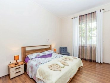 Апартаменты Rental Apartment Rab-Kampor - Kampor, studio flat, 4 persons