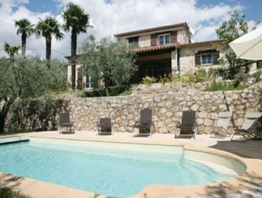 Апартаменты Rental Villa Fayence - Fayence, 5 bedrooms, 10 persons