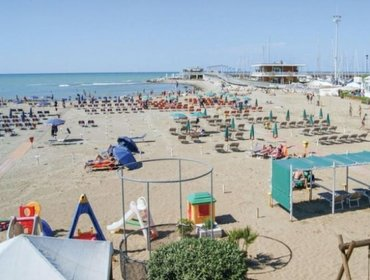 Апартаменты Rental Apartment Casa Loriseee - Cattolica RN, 2 bedrooms, 6 persons