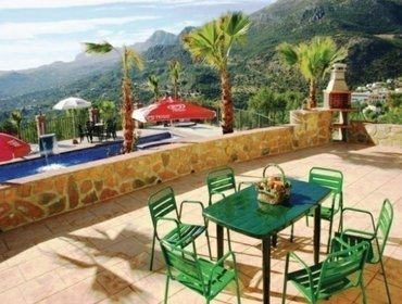 Apartments Rental Villa Periana - Periana, 3 bedrooms, 9 persons