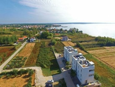 Апартаменты Rental Apartment Zadar-Privlaka - Privlaka, studio flat, 4 persons