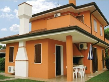 อพาร์ทเมนท์ Rental Villa V3 valle da pescaeee - Albarella, 2 bedrooms, 6 persons