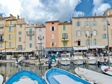 Apartments Rental Apartment Saint-Tropez - Saint-Tropez, studio flat, 4 persons