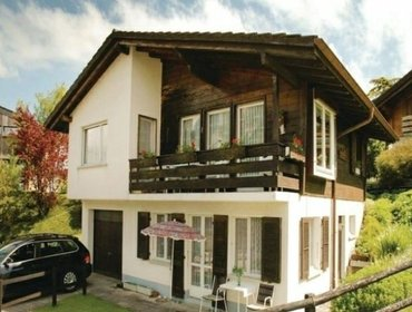 Апартаменты Rental Apartment Talblickeee - Aeschi bei Spiez, studio flat, 2 persons