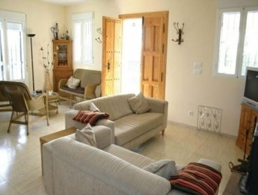 Apartments Rental Villa Iznajar - Iznajar, 3 bedrooms, 6 persons