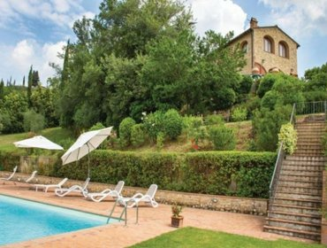 Апартаменты Rental Villa Certinuzzaeee - Montespertoli FI, 3 bedrooms, 6 persons