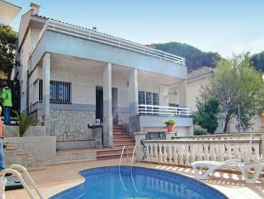 Апартаменты Rental Villa Sant Pol de Mar - Sant Pol de Mar, 5 bedrooms, 10 persons