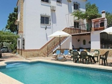 Apartments Rental Villa Barriada Bermejoeee - Alora, 4 bedrooms, 8 persons