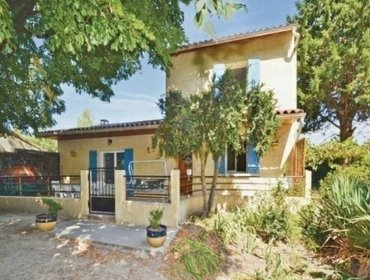 Апартаменты Rental Villa Le Grangeoneee - Mazan, 3 bedrooms, 6 persons