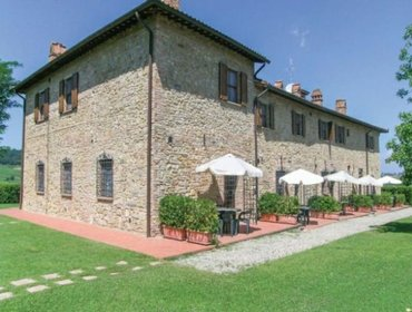 Апартаменты Rental Apartment Fanciulle 7eee - San Gimignano SI, studio flat, 2 persons