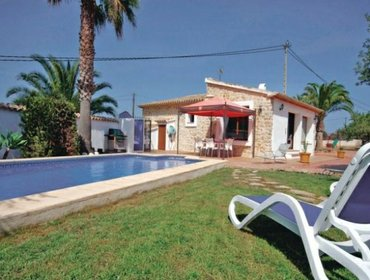 Apartments Rental Villa Benissa - Benissa, 3 bedrooms, 6 persons