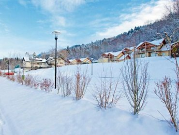 Apartments Rental Villa Village Lugrin - Evian-les-Bains, 2 bedrooms, 6 persons
