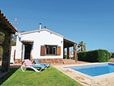 Apartments Rental Villa Calonge - Calonge, 2 bedrooms, 5 persons