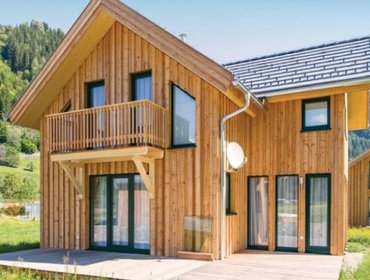 Apartments Rental Villa Murau - Sankt Georgen ob Murau, 4 bedrooms, 9 persons