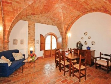 อพาร์ทเมนท์ Rental Apartment Vincenzo-Podere Moriccieee - Montaione FI, 2 bedrooms, 4 persons
