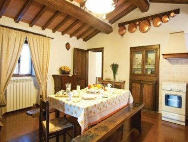 อพาร์ทเมนท์ Rental Villa Cortona - Cortona AR, 4 bedrooms, 6 persons