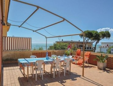 Апартаменты Rental Apartment Rifugio sul mareeee - Port-la-Nouvelle, 2 bedrooms, 4 persons