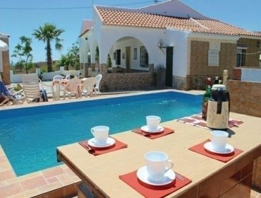 Апартаменты Rental Villa Velez Malaga - Velez-Malaga, 3 bedrooms, 6 persons