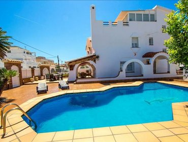 Апартаменты Amazing dream-house in Cunit, Costa Dorada, for up to 13 people!