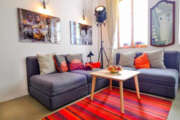 Prague Kampa Park Apartment - фото 21