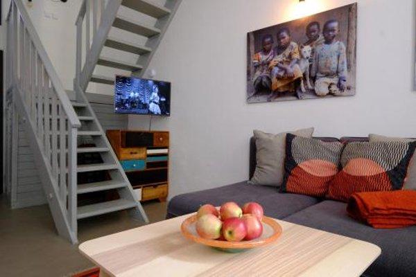 Prague Kampa Park Apartment - фото 15