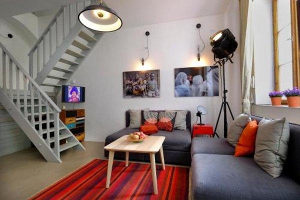 Prague Kampa Park Apartment - фото 4