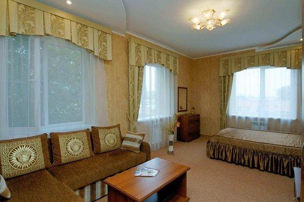 Гостиница Золотой Джин - фото 61