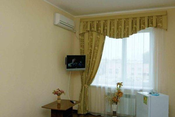 Гостиница Золотой Джин - фото 54