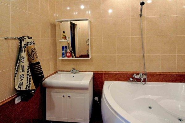 Гостиница Золотой Джин - фото 58