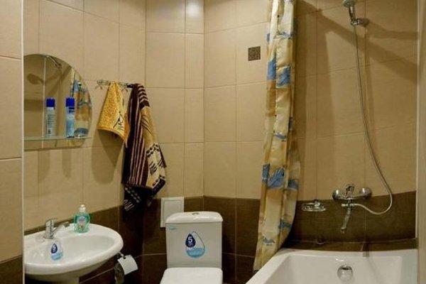 Гостиница Золотой Джин - фото 59