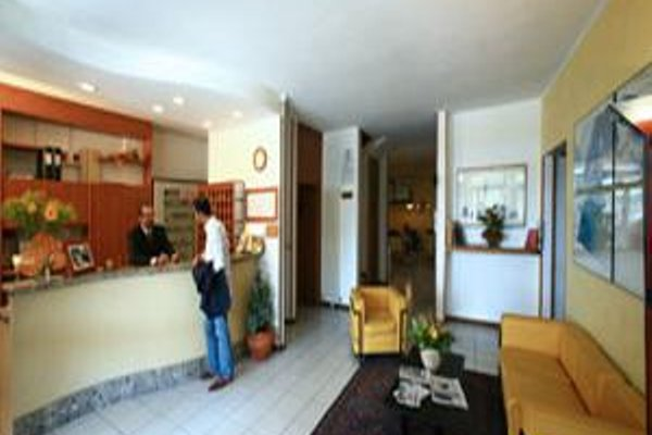 Hotel Anna Siena Nord - фото 17
