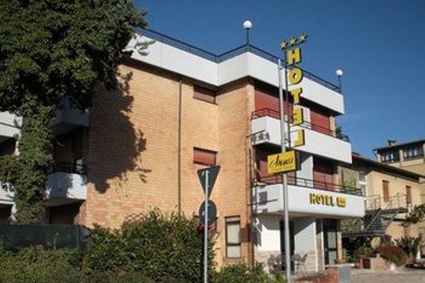 Hotel Anna Siena Nord - фото 20