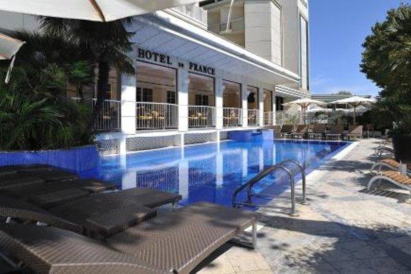 De France Hotel Rimini - фото 20