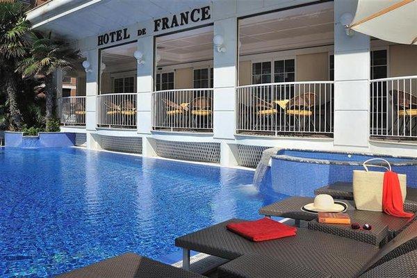 De France Hotel Rimini - фото 21