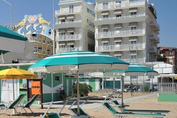 De France Hotel Rimini - фото 22