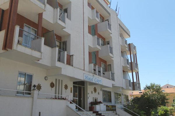 Hotel Capri - 23